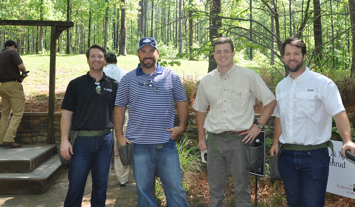 Sporting Clays Shooters