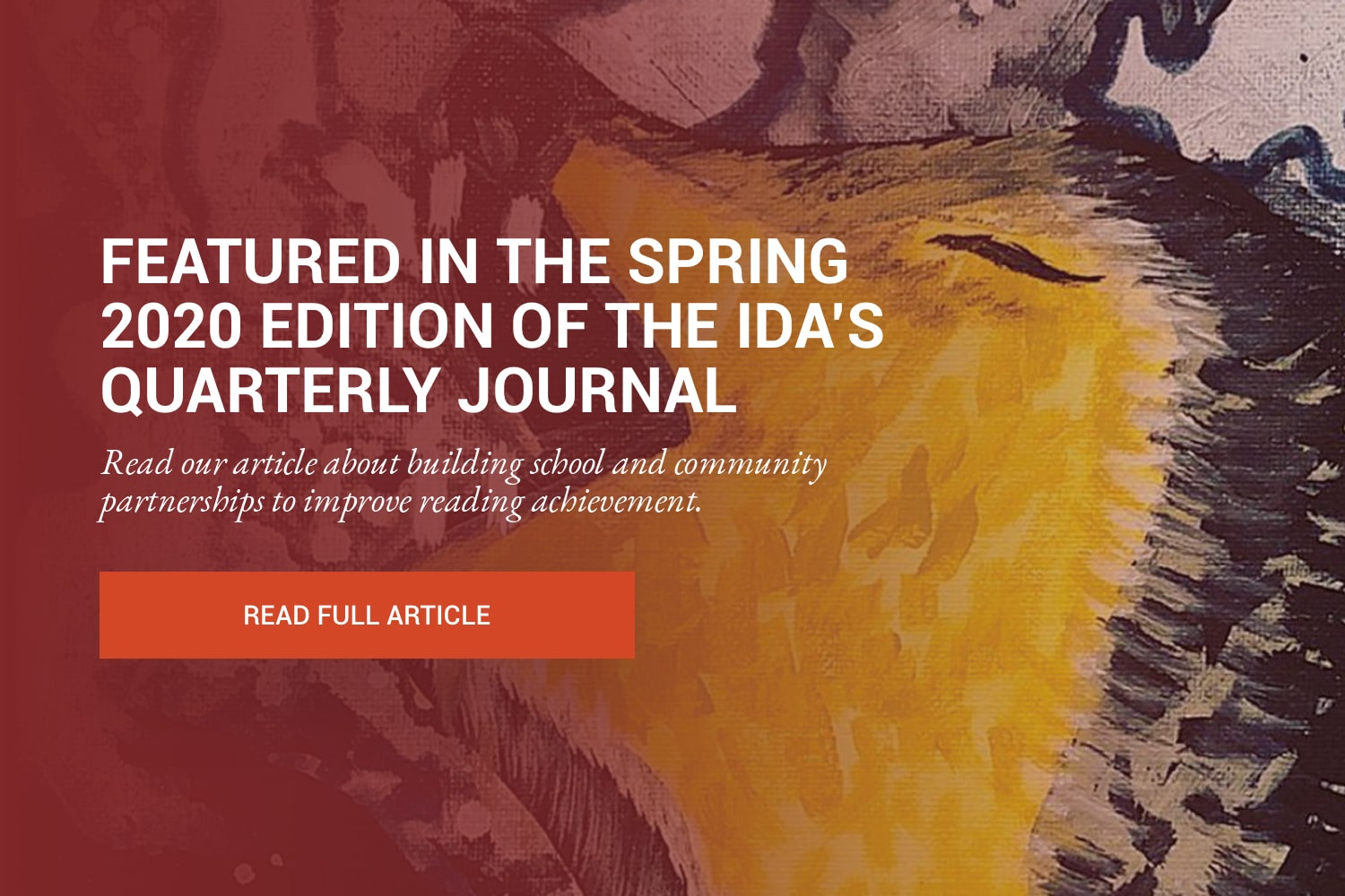 IDA Quarterly Journal Feature