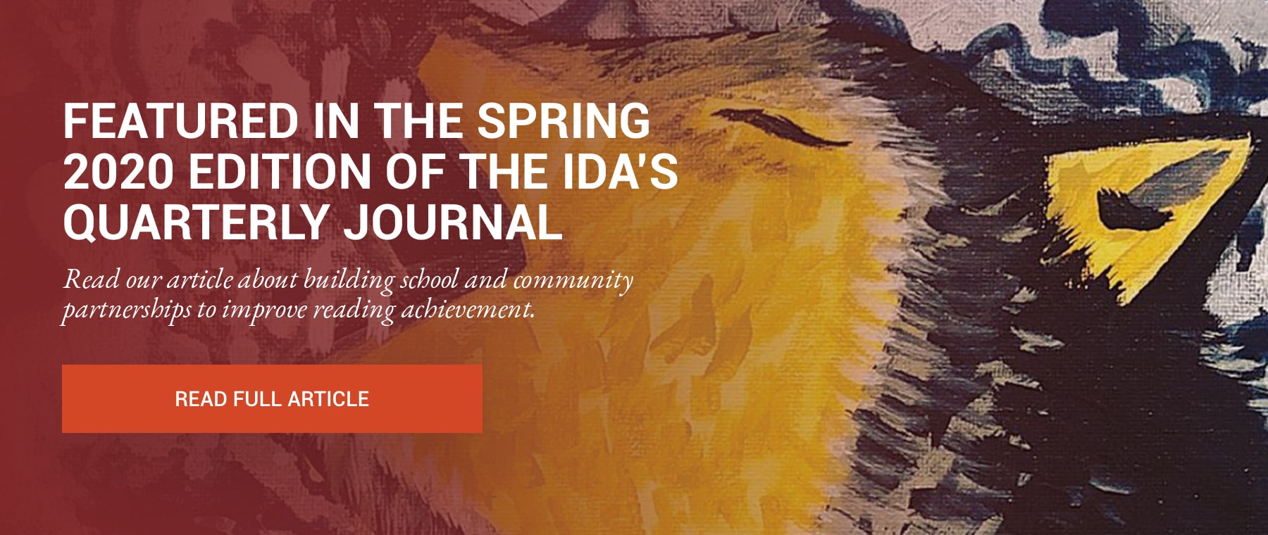 IDA Quarterly Journal Feature Slider