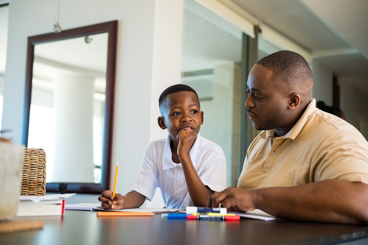 Talking with Your Child About Dyslexia