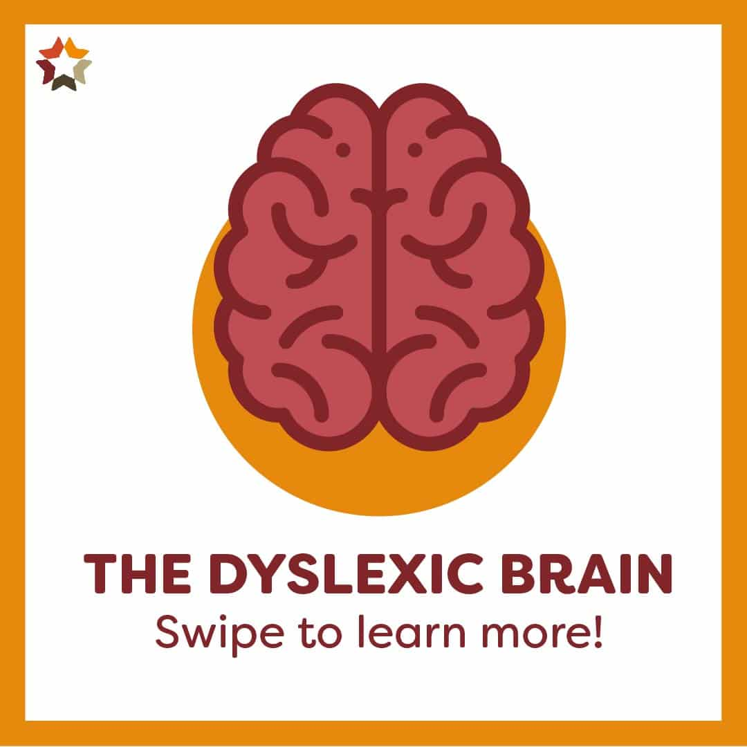 The Dyslexic Brain