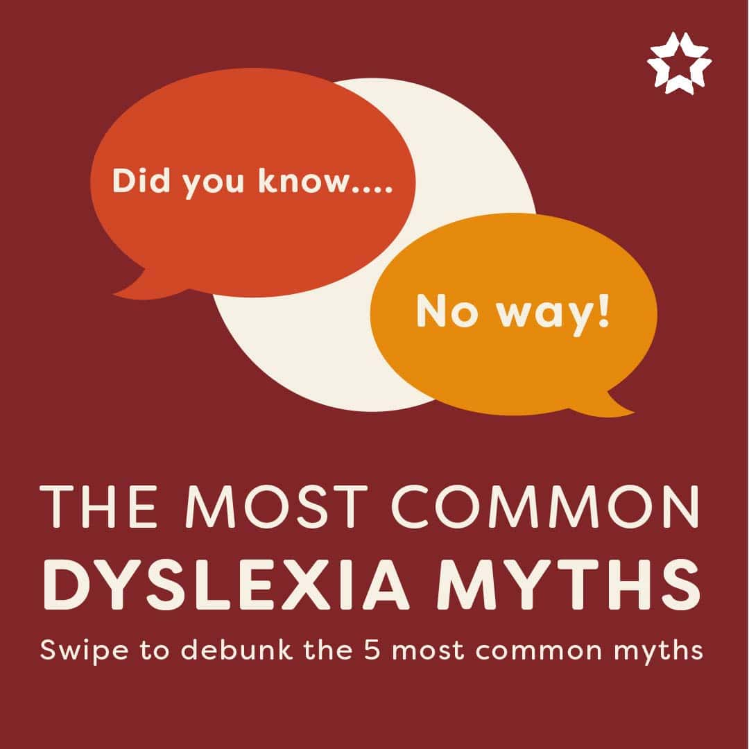 Common Dyslexia Myths Debunked