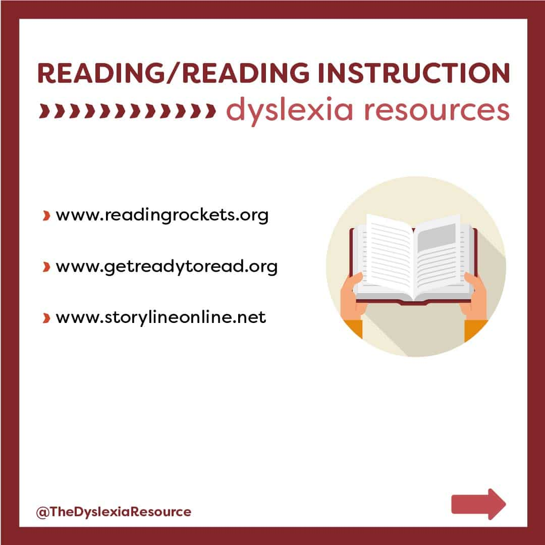 Dyslexia Resources Slide 3