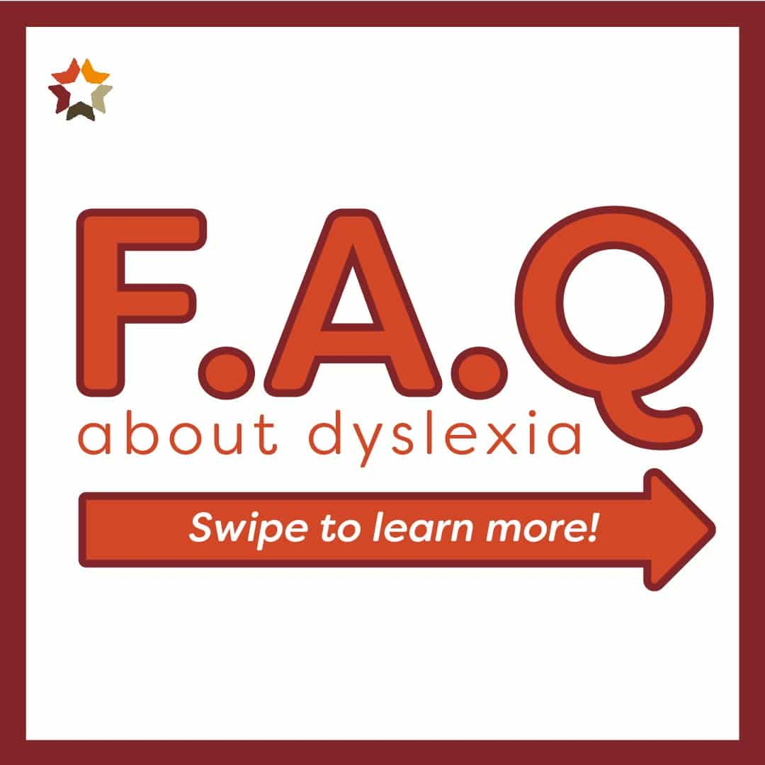 Frequently Asked Questions About Dyslexia - 01