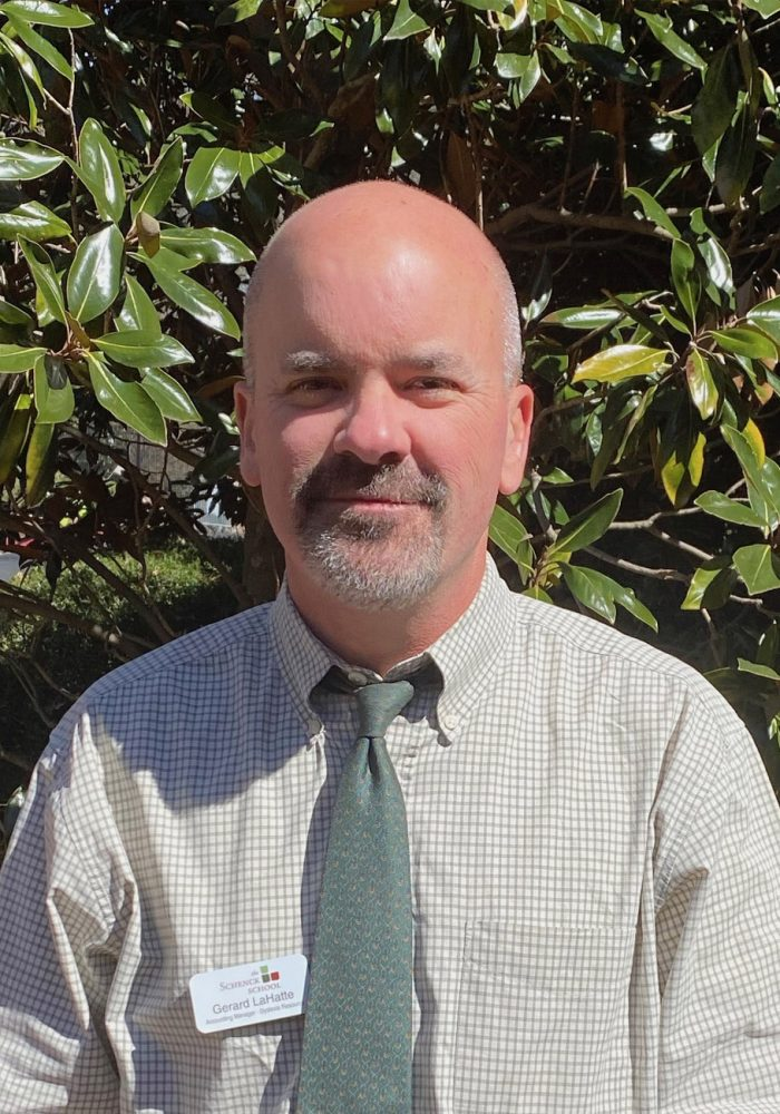 Gerard LeHatte | The Dyslexia Resource | Accounting Manager